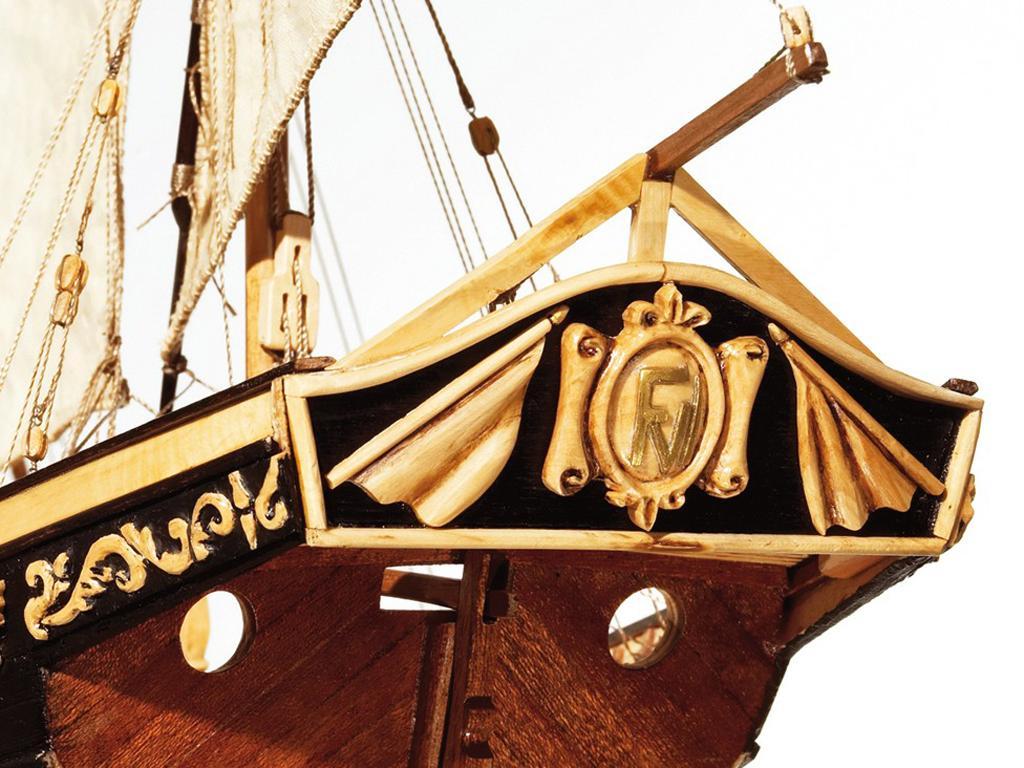 Cazador - Jabeque (Vista 4)