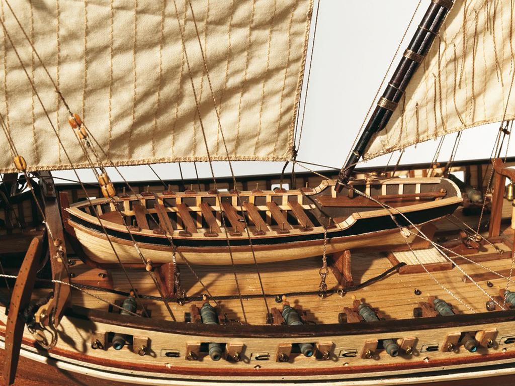 Cazador - Jabeque (Vista 6)