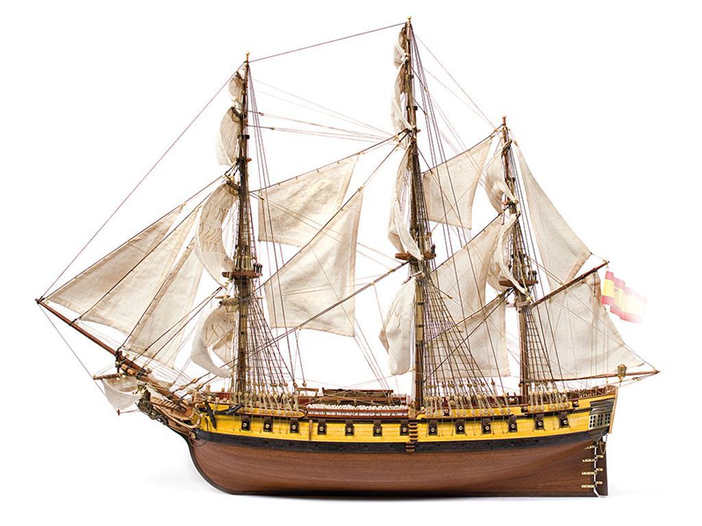 Fragata Nuestra Señora de las Mercedes  (Vista 2)