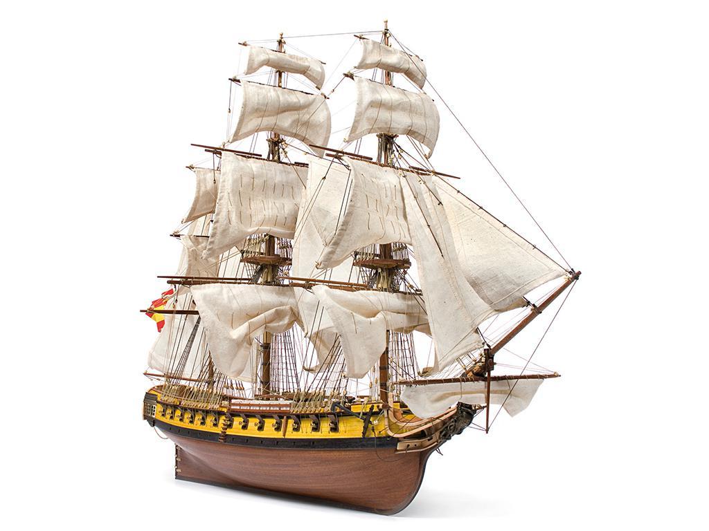 Fragata Nuestra Señora de las Mercedes  (Vista 3)
