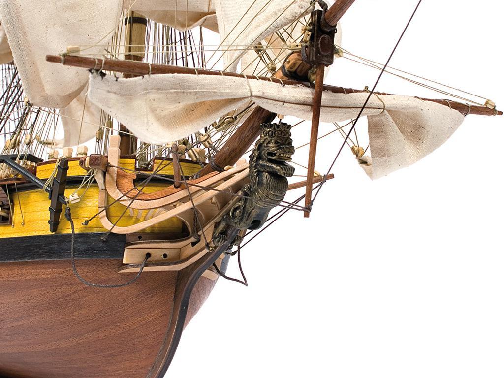 Fragata Nuestra Señora de las Mercedes  (Vista 7)