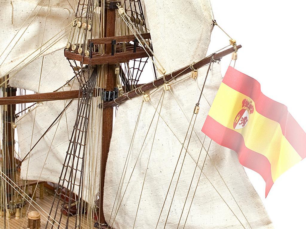 Fragata Nuestra Señora de las Mercedes  (Vista 8)