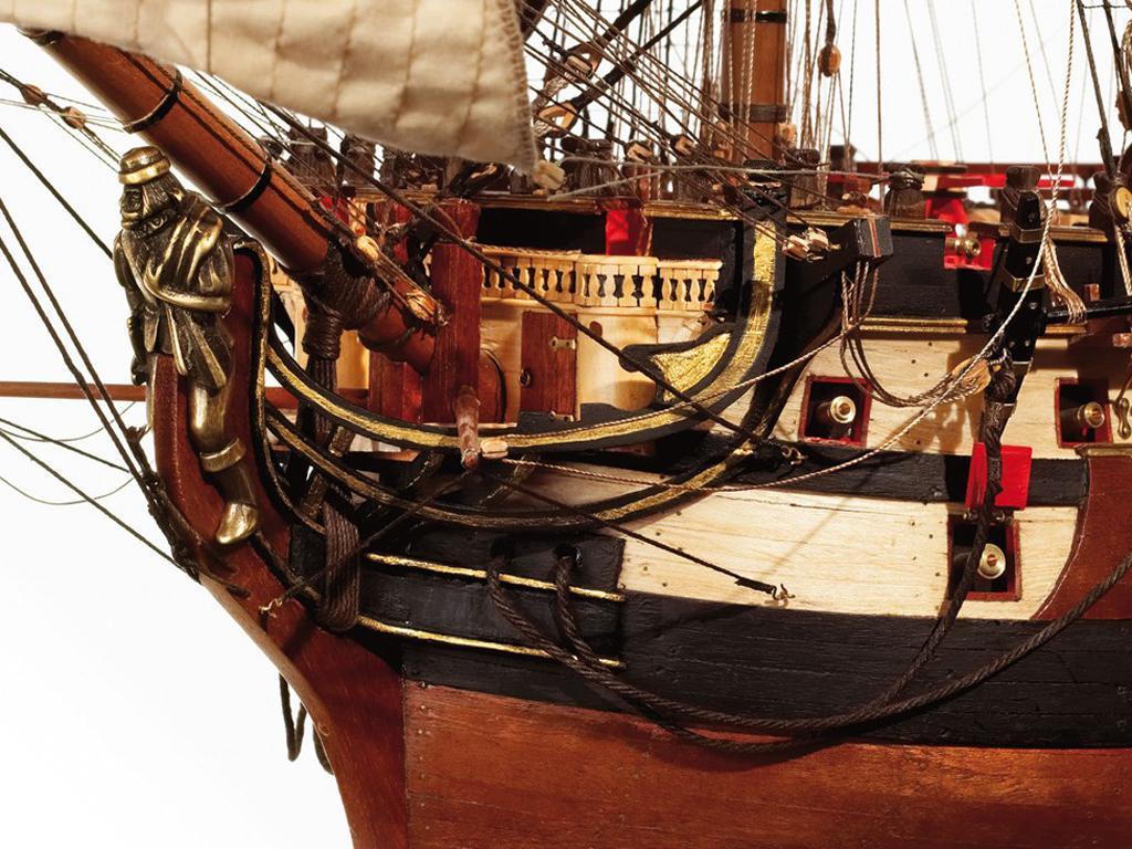 Montañes - Navio español de 74 cañones (Vista 4)