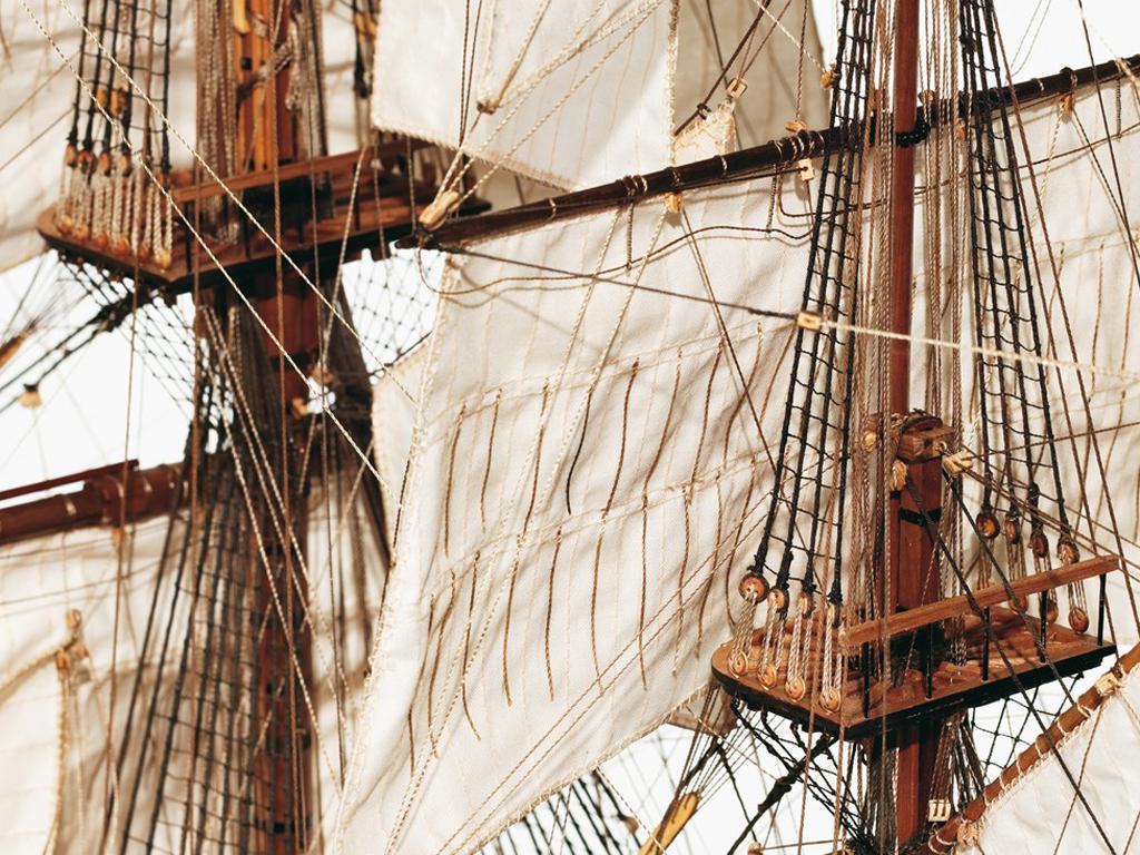 Montañes - Navio español de 74 cañones (Vista 7)