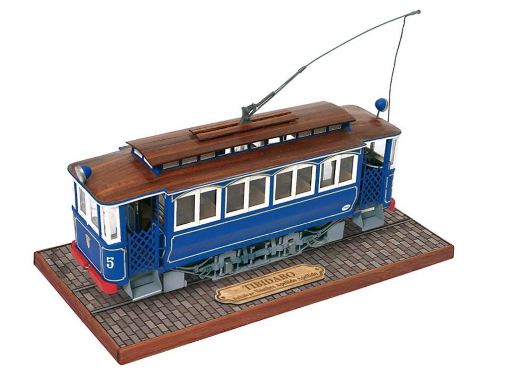 Tibidabo Tranvia Blau (Vista 2)