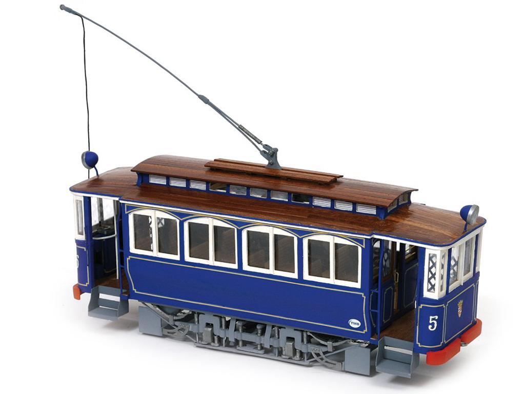 Tibidabo Tranvia Blau (Vista 3)