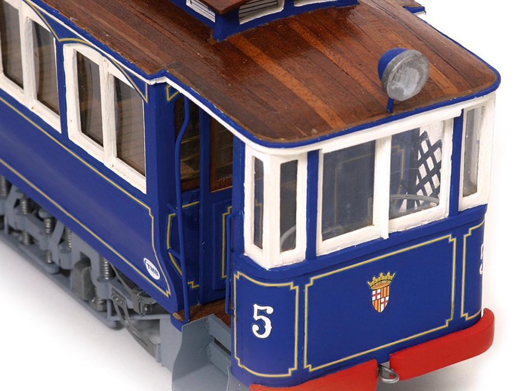 Tibidabo Tranvia Blau (Vista 4)