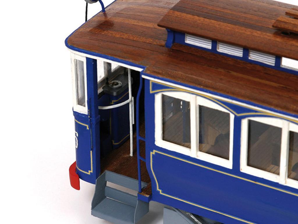 Tibidabo Tranvia Blau (Vista 5)