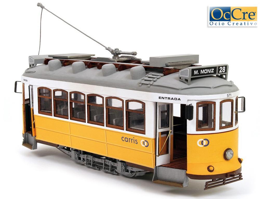 Tranvia Lisboa (Vista 1)