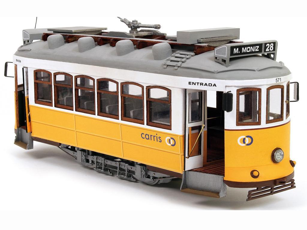 Tranvia Lisboa (Vista 3)