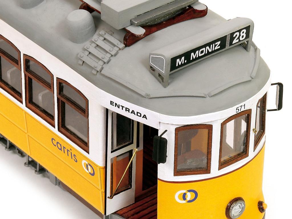 Tranvia Lisboa (Vista 4)