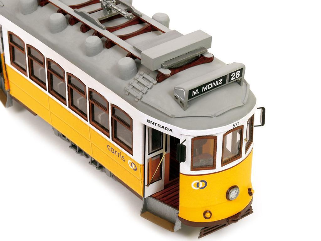 Tranvia Lisboa (Vista 5)