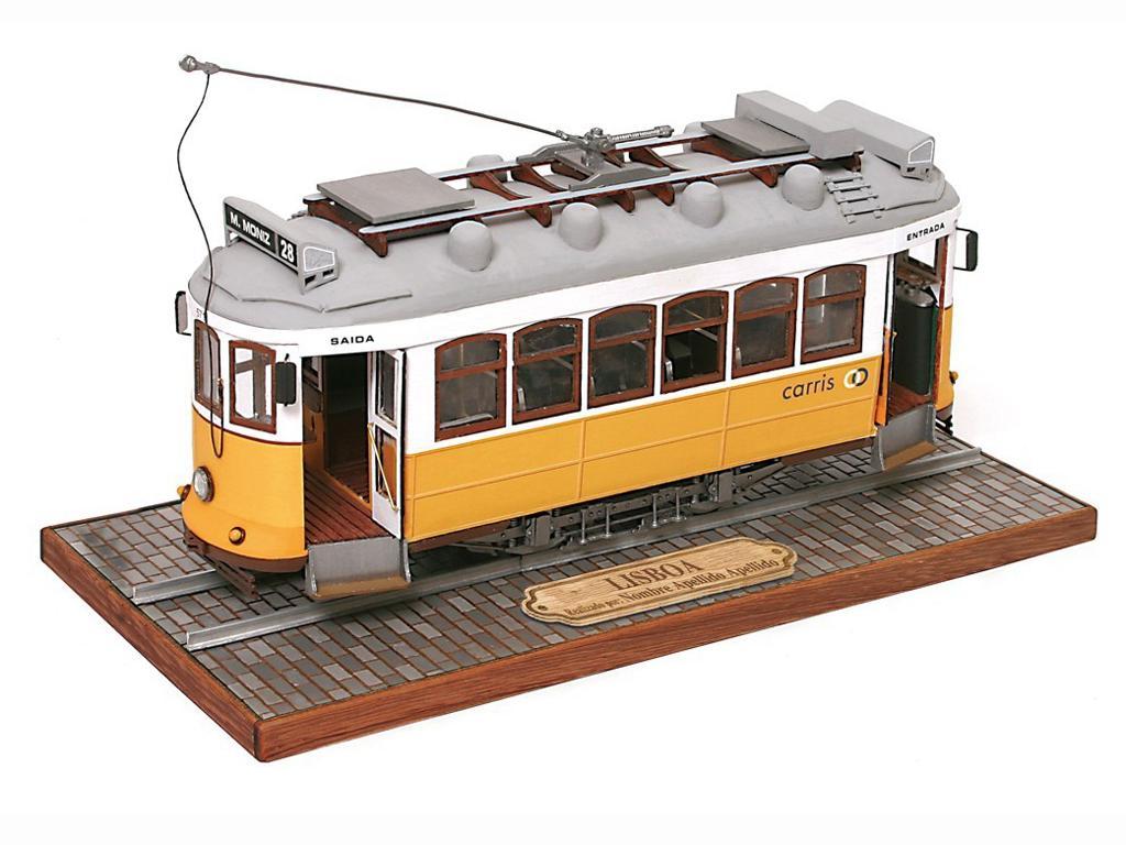Tranvia Lisboa (Vista 6)