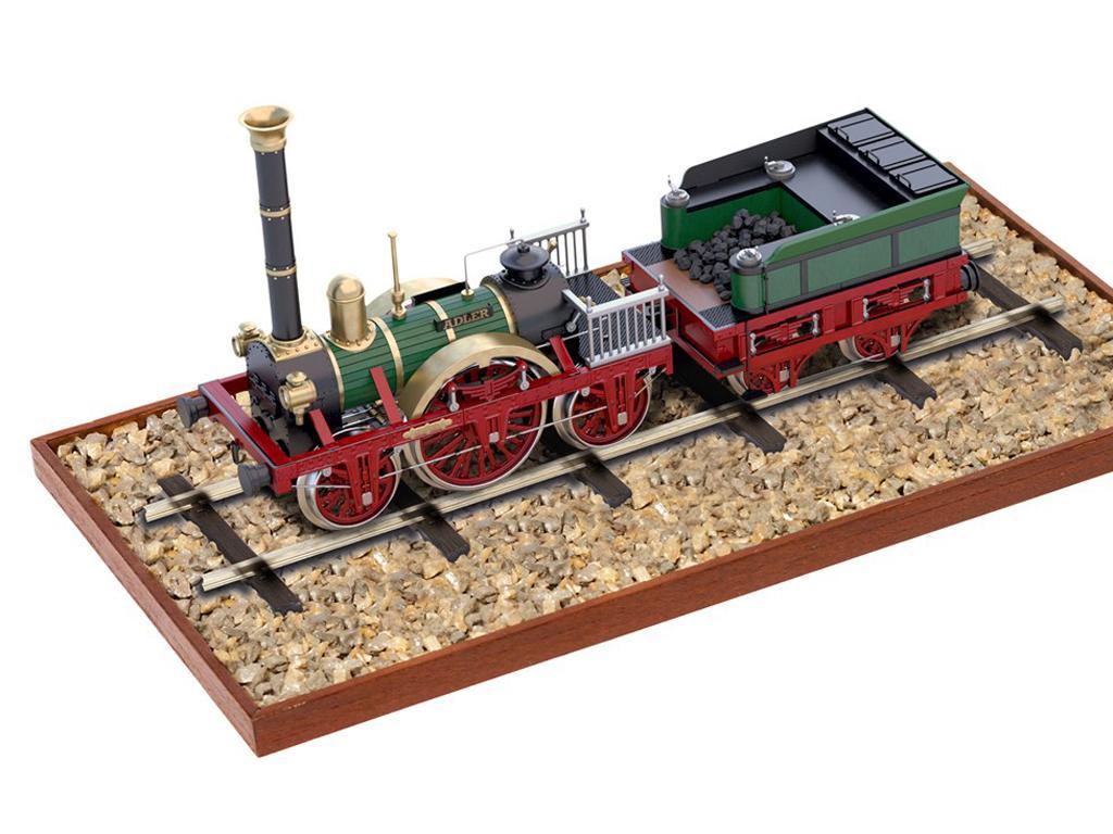 Locomotora Der Adler (Vista 11)