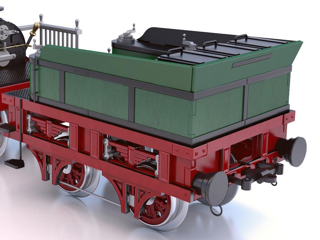 Locomotora Der Adler (Vista 7)