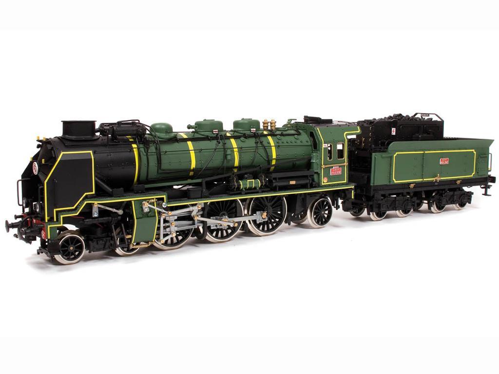 Locomotora Pacific 231 (Vista 4)