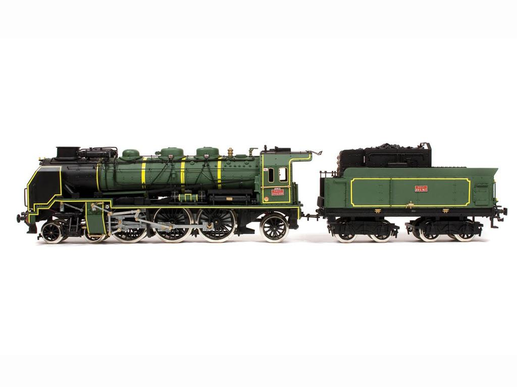 Locomotora Pacific 231 (Vista 5)