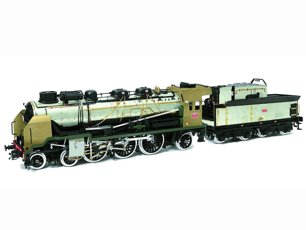 Locomotora Pacific 231 (Vista 6)