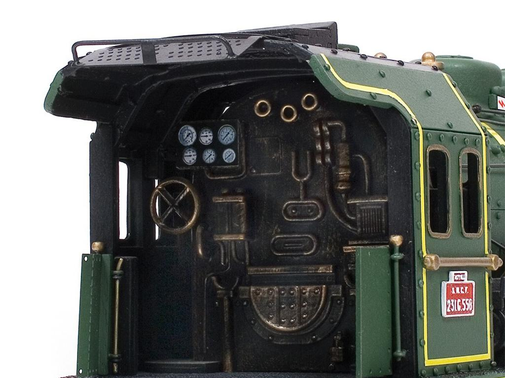 Locomotora Pacific 231 (Vista 7)