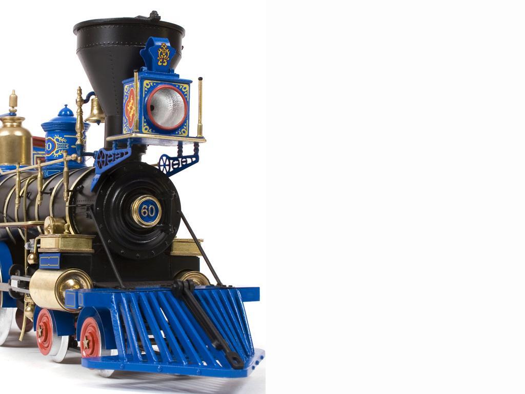 Locomotora Jupiter (Vista 3)