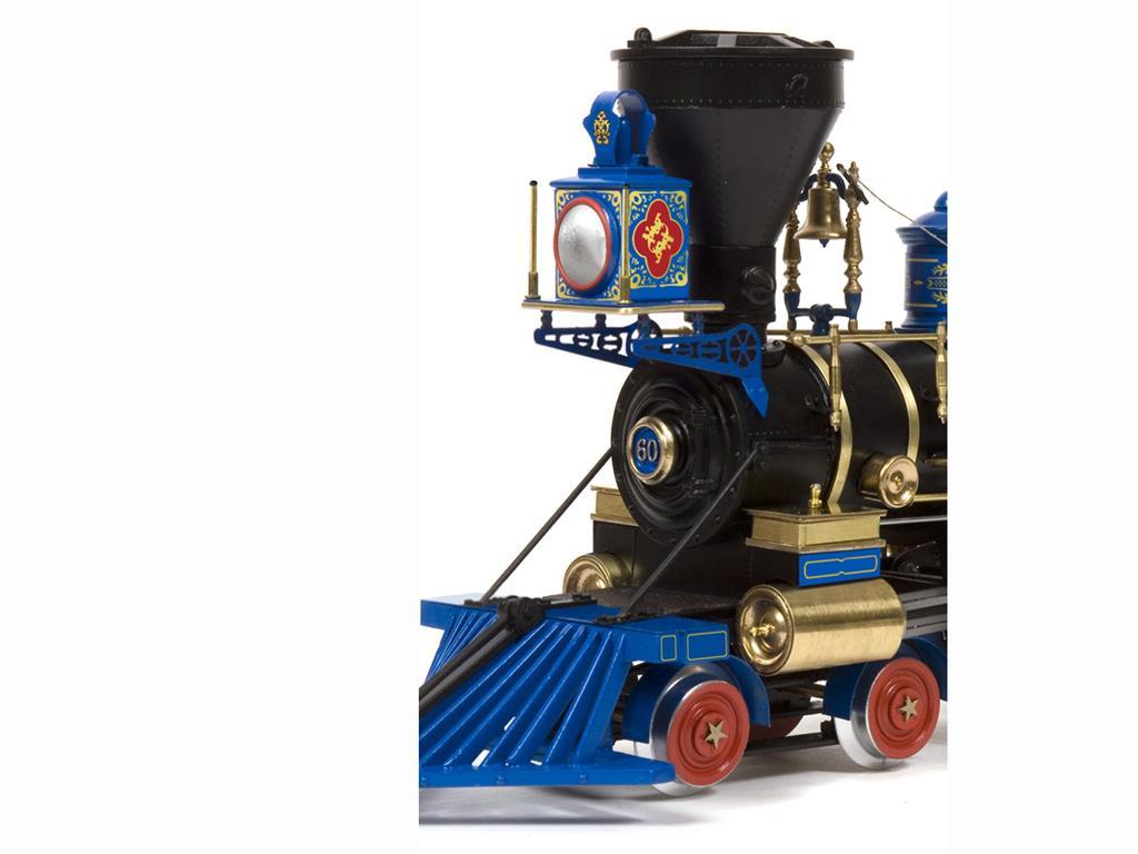 Locomotora Jupiter (Vista 7)