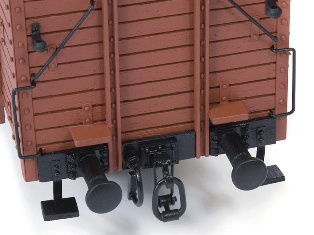 Vagon Mercancias (Vista 10)