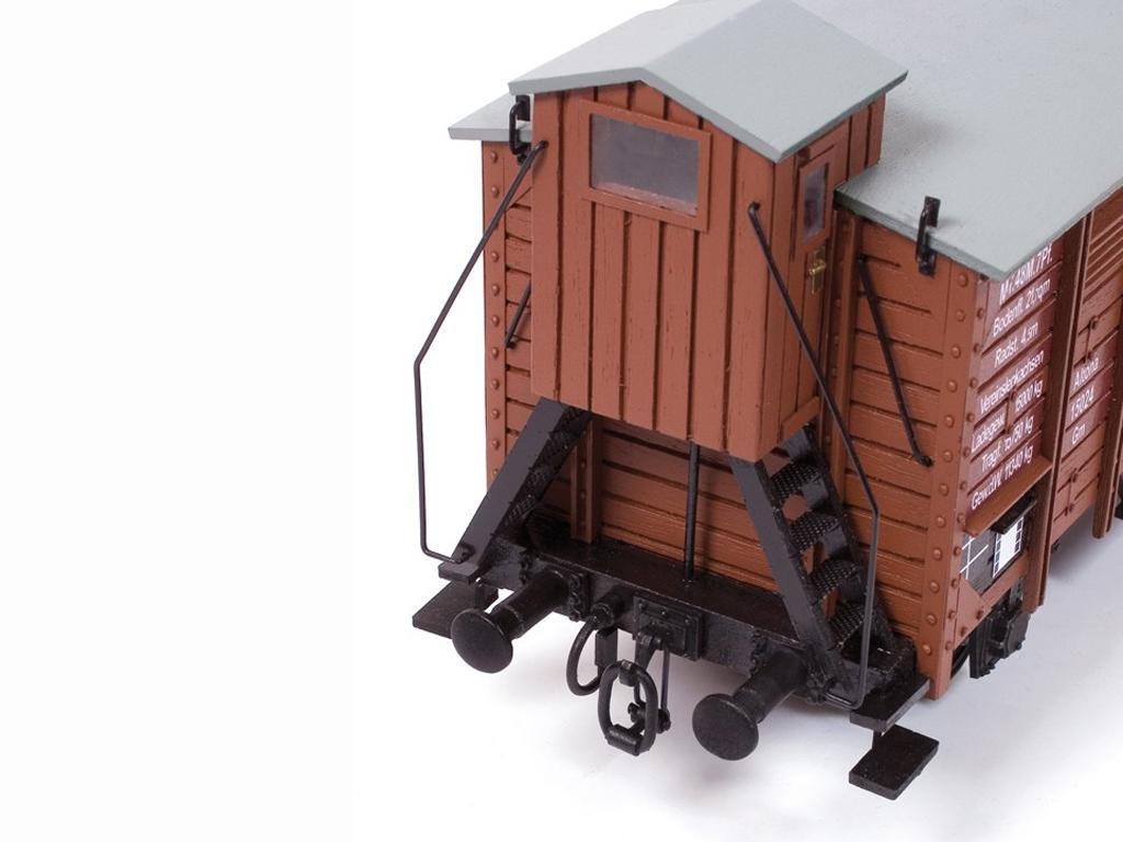 Vagon Mercancias (Vista 2)