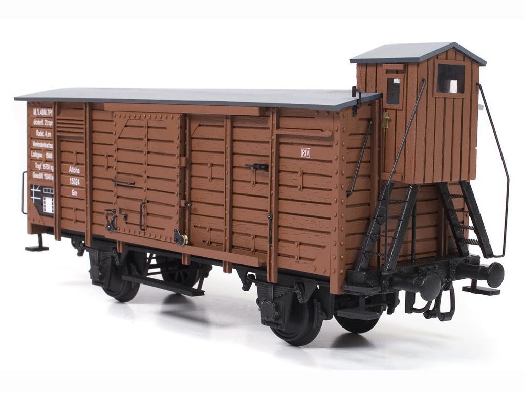 Vagon Mercancias (Vista 4)