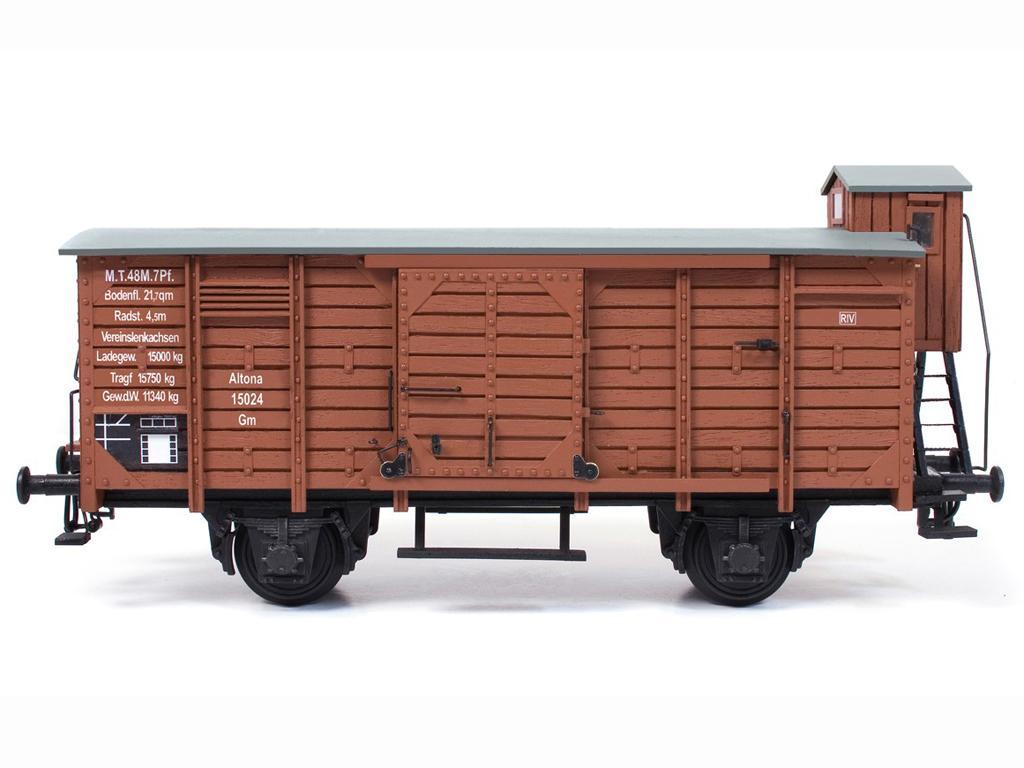Vagon Mercancias (Vista 5)