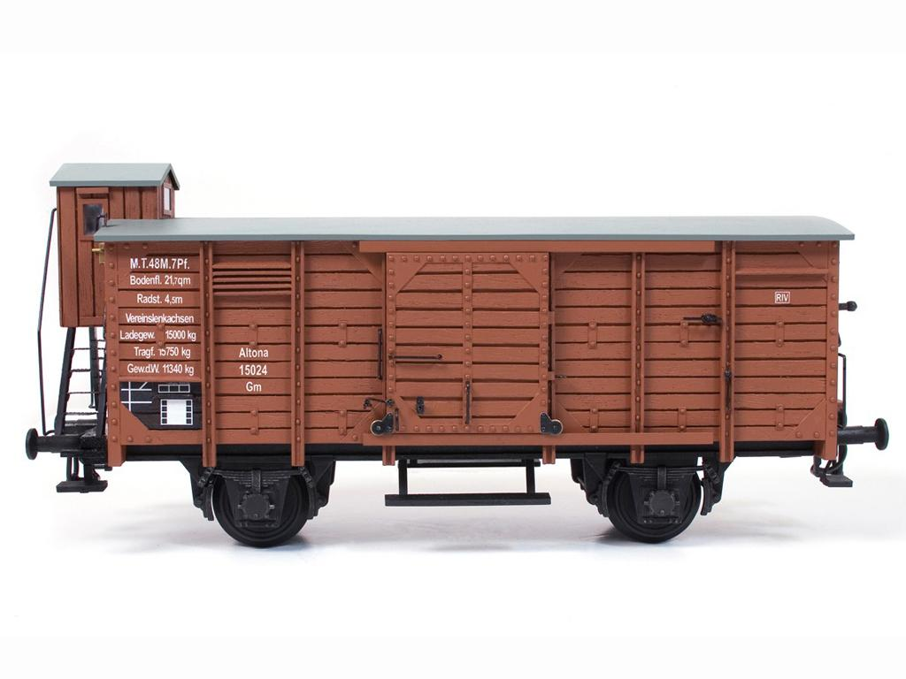 Vagon Mercancias (Vista 6)