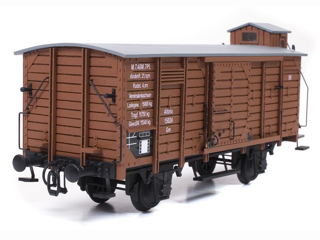 Vagon Mercancias (Vista 7)