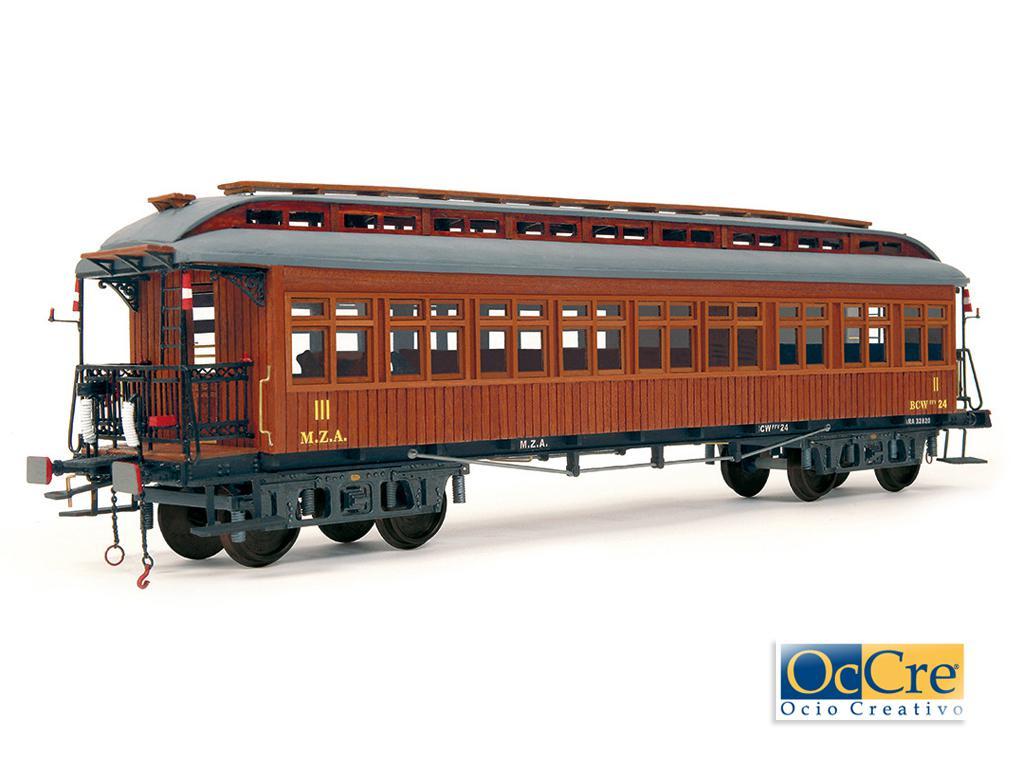 Vagon Pasajeros (Vista 1)