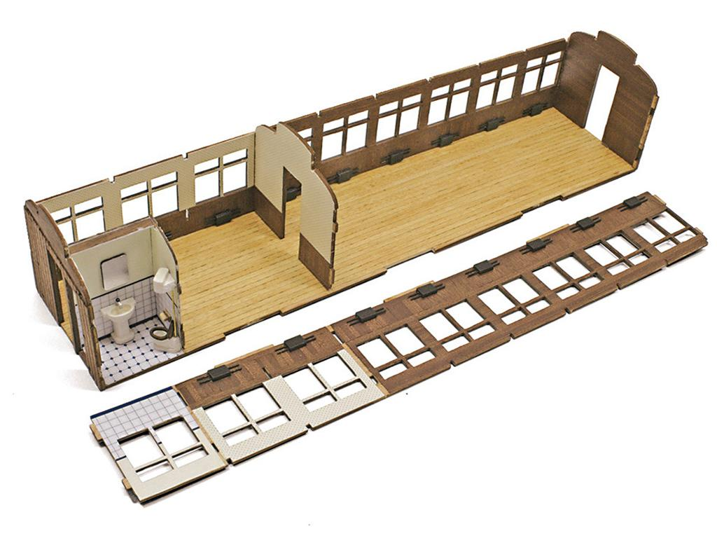 Vagon Pasajeros (Vista 11)