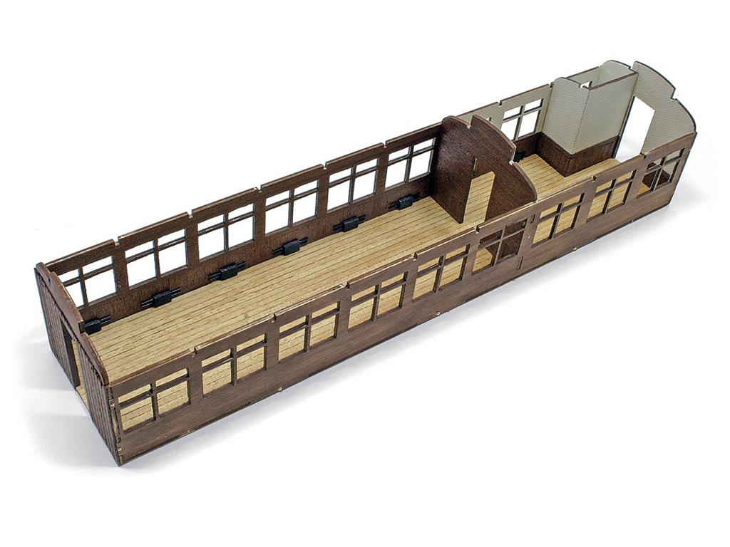 Vagon Pasajeros (Vista 12)