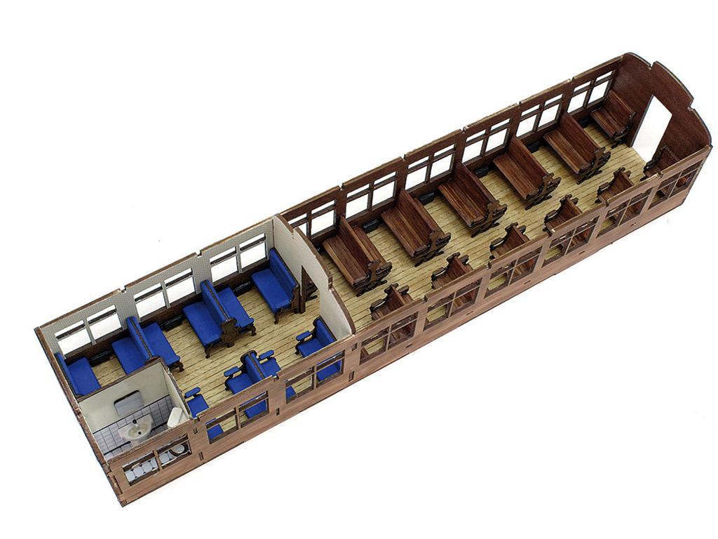 Vagon Pasajeros (Vista 2)