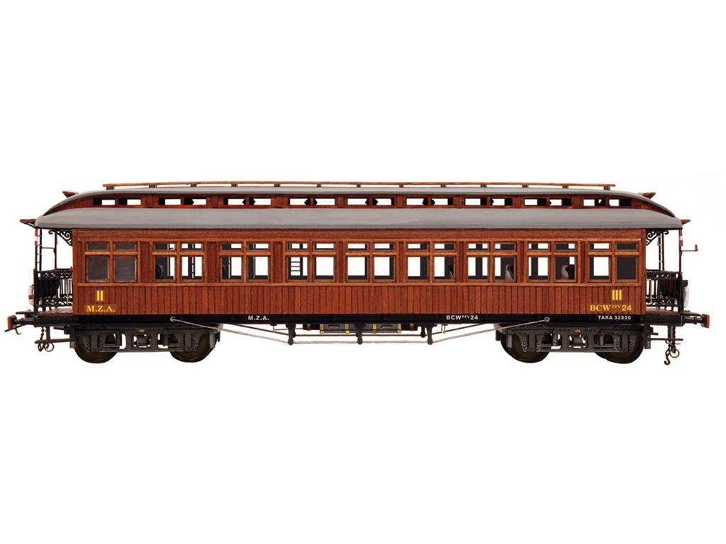 Vagon Pasajeros (Vista 3)