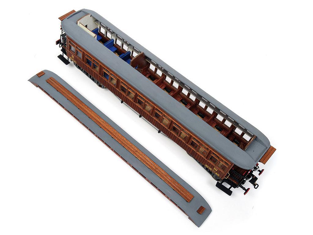 Vagon Pasajeros (Vista 5)