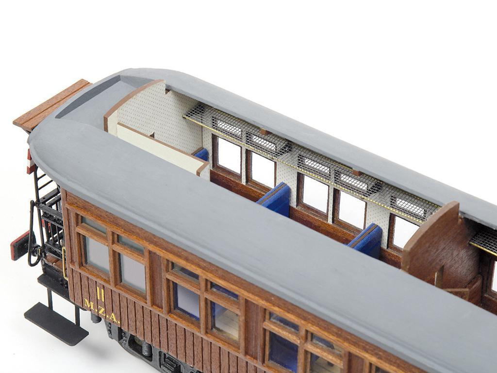 Vagon Pasajeros (Vista 6)
