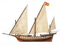 Cazador - Jabeque (Vista 14)