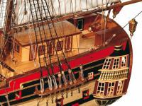 Montañes - Navio español de 74 cañones (Vista 9)