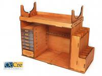 Mueble Taller Portatil (Vista 11)