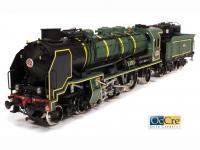 Locomotora Pacific 231 (Vista 11)