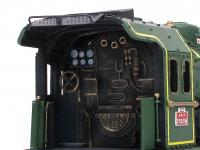 Locomotora Pacific 231 (Vista 17)