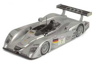 AUDI R8 Le Mans 24H 2000  (Vista 1)