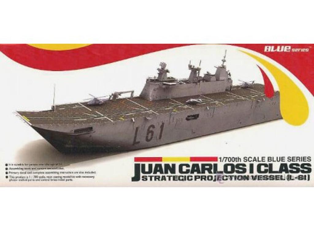 Spanish Navy L-61 Juan Carlos I - Ref.: ORAN-N07-018