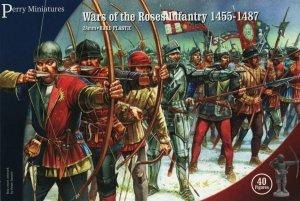 Wars of the Roses Infantry 1455-1487  (Vista 1)