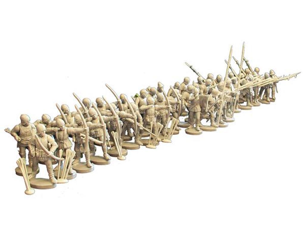 Guerras de las Rosas - Infantería 1455-1487 (Vista 2)