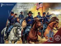 Caballería de la Guerra Civil Americana (Vista 3)