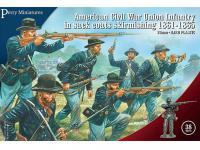 Escaramuzas de la Infantería de la Unión (Vista 3)