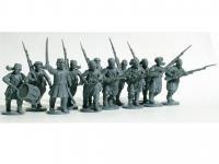 Zuavos de la Guerra Civil Americana 1861-65 (Vista 4)
